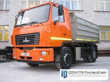 Самосвал МАЗ 5550В3-420-012