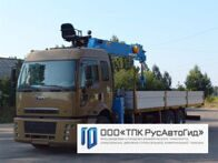 Ford Cargo 2530 с КМУ Dong Yang 1406