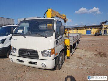 1 Hyundai 78 с КМУ Soosan