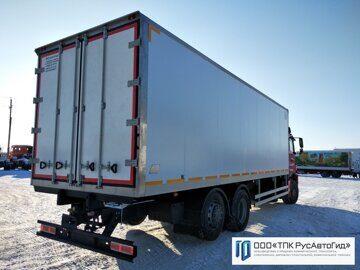 4 изотермический фургон камаз