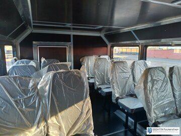 5 салон вахтовый автобус