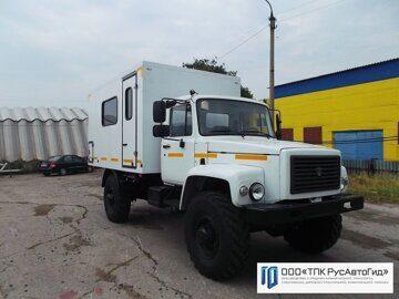 ГАЗ 33088 ПАРМ (1)