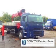 Ford Cargo 1832 с КМУ Kanglim 2056