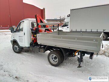 3 ГАЗ 3302 Газель Бизнес КМУ