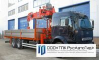 Ford Cargo 2532 с КМУ Kanglim  2056