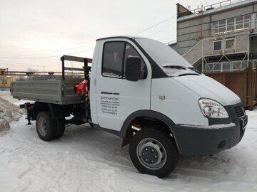 6 Манипулятор ГАЗ 3302 Газель