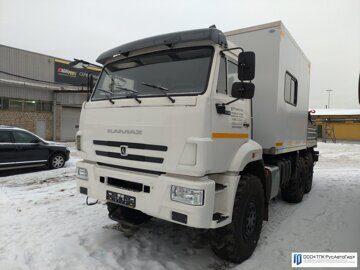 1 ПАРМ КамАЗ 43118