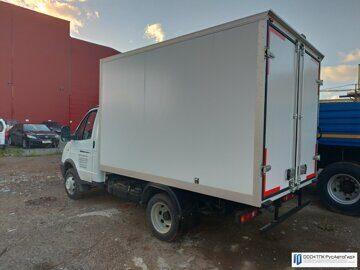 3 ГАЗ 3302 фургон реф