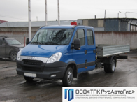 Iveco Daily c КМУ Fassi M15